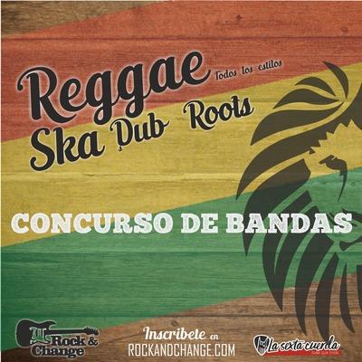 Concurso internacional de bandas Reggae y Ska