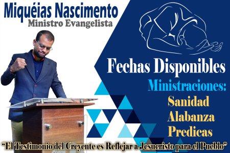 Ministro Miqueias Naacimento